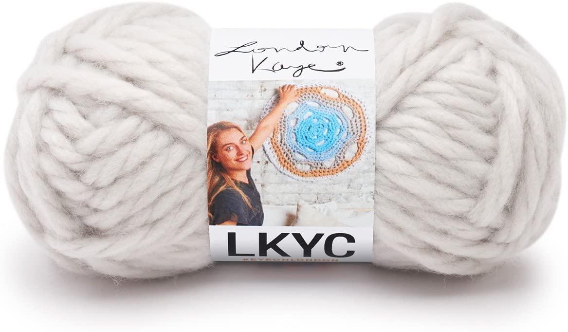 Lion Brand Yarn 3000-150 Kaye LKYC Yarn, Chain Link