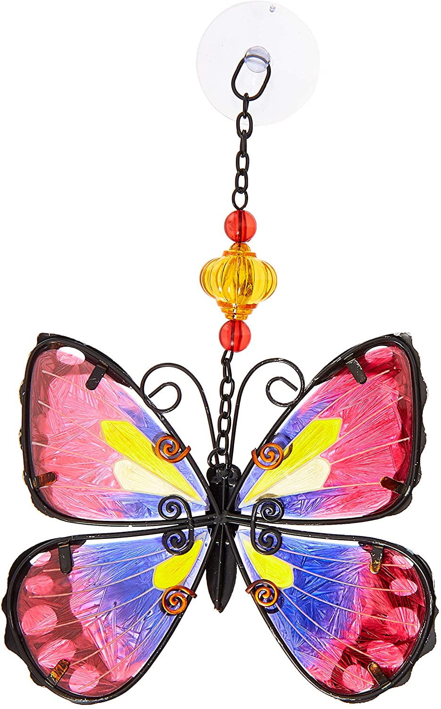 Regal Art & Gift 12333 Purple Butterfly Sun Catcher