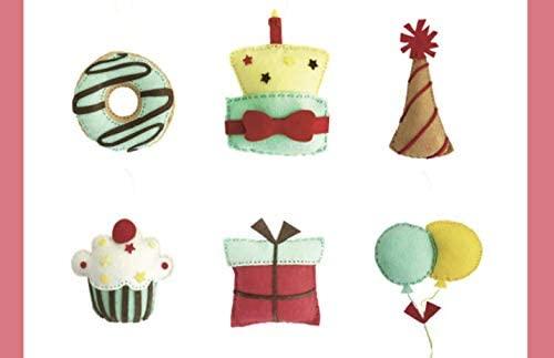 Sewing Kit for Kids (Birthday Sewing Craft, Kids DIY kit, Christmas Ornament, Christmas Craft kit)