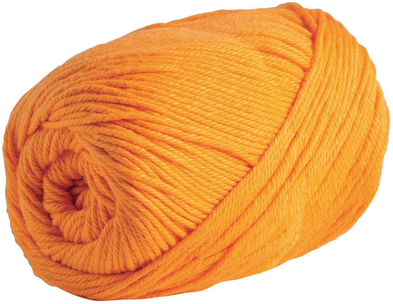 Knit Picks Dishie Worsted Weight 100% Cotton Yarn - 100 g (Fox)