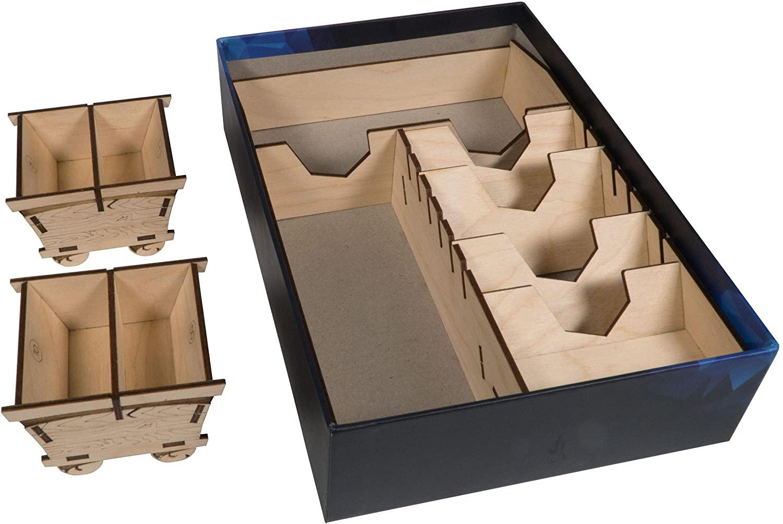 The Broken Token Box Organizer for Quartz