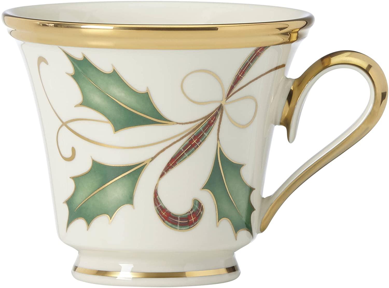 Lenox Holiday Nouveau Gold Tea Cup