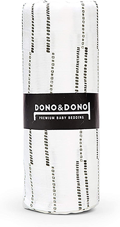 Dono&Dono Ultimate Muslin Baby Blanket (Modern Line)