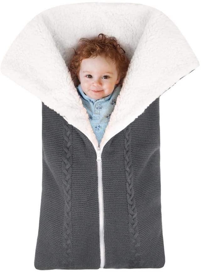 zitong Baby Swaddle Wrap Newborn Blanket, Newborn Baby Wrap Swaddle Blanket, Newborn Baby Swaddle Blanket Wrap, Receiving Blankets Stroller Wrap for Baby