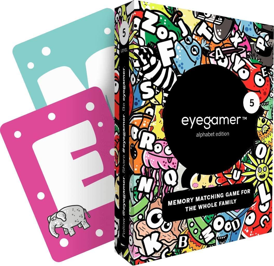 Eyegamer - Alphabet Edition