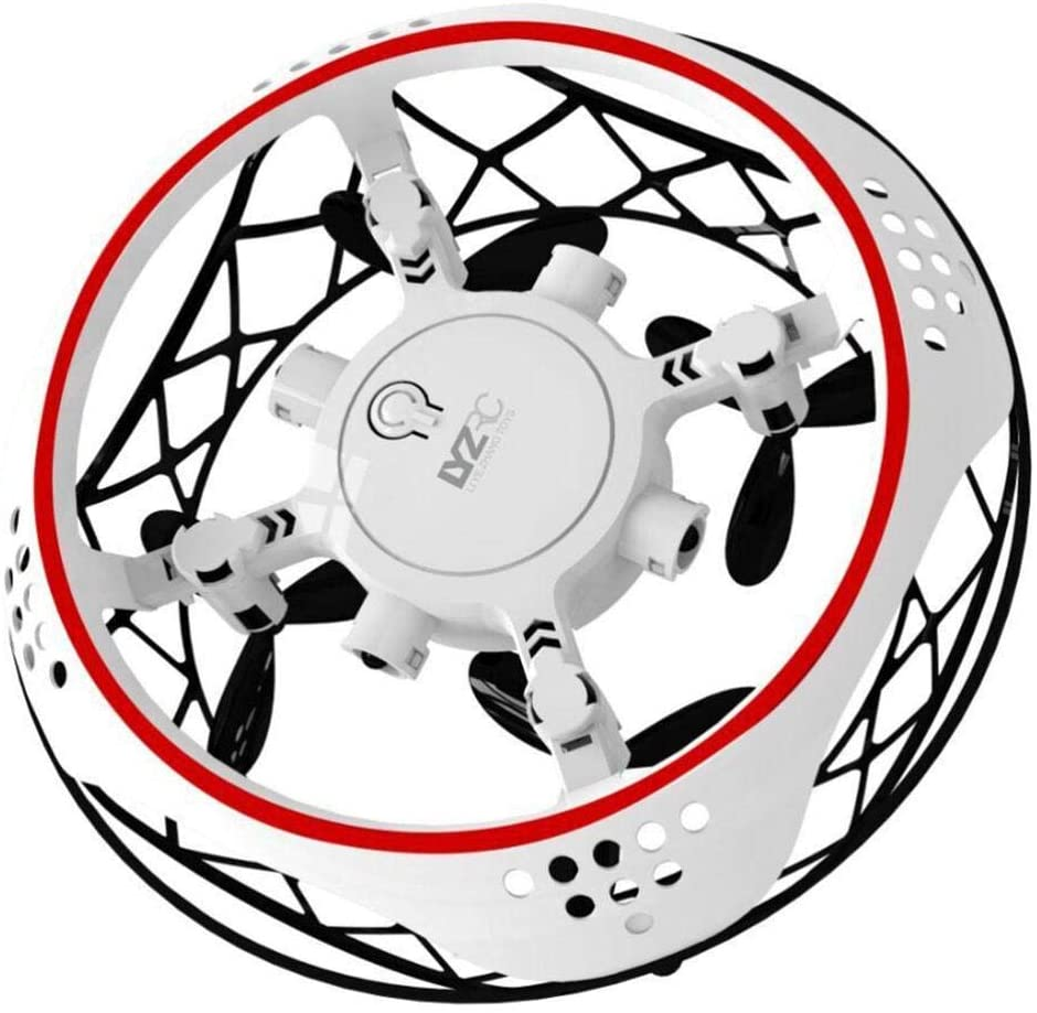 fineshelf Mini Quadcopter Drone Toy - Small Intelligent Induction - Drop Resistant for Kids and Adults Indoor Outdoor Garden Games