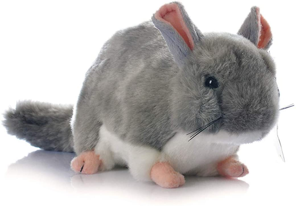 Plush Chinchilla Toys 12