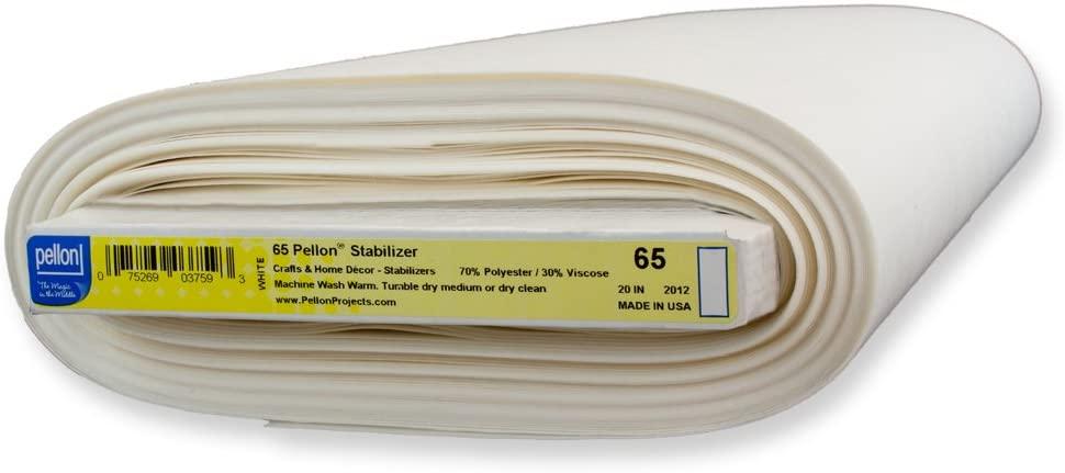 Pellon 65 Stabilizer - White - 20