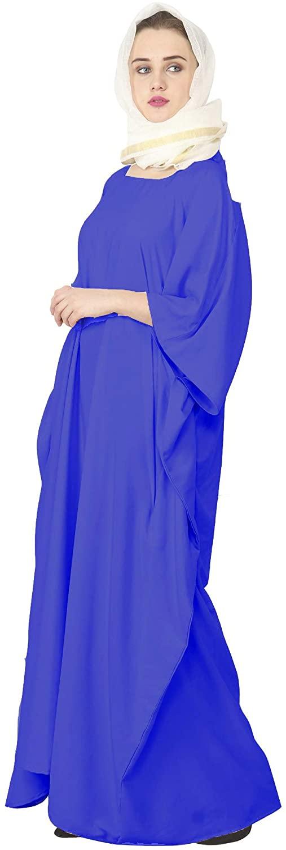 Modern Abaya Kaftan Muslim Women Style Jilbab Caftan Hijab Dress Long Maxi Kimono Evening Gown