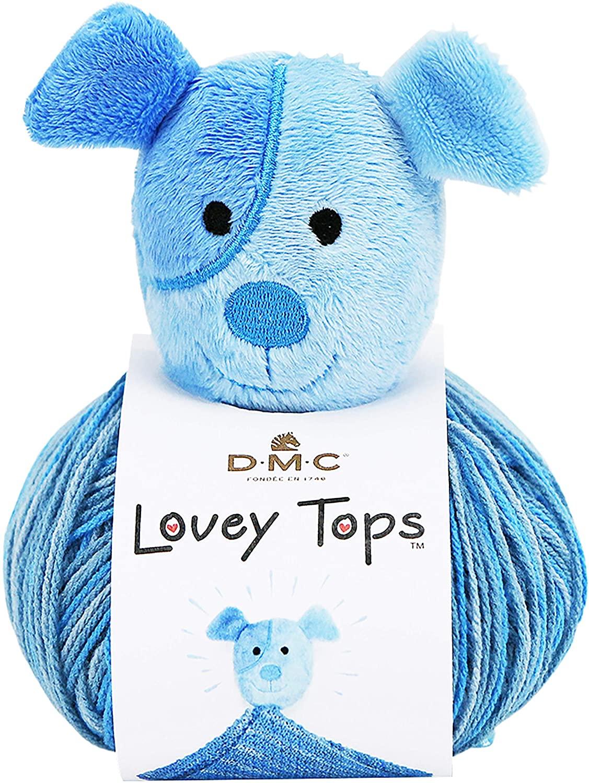 DMC Lovey Tops Puppy - LVY18PU