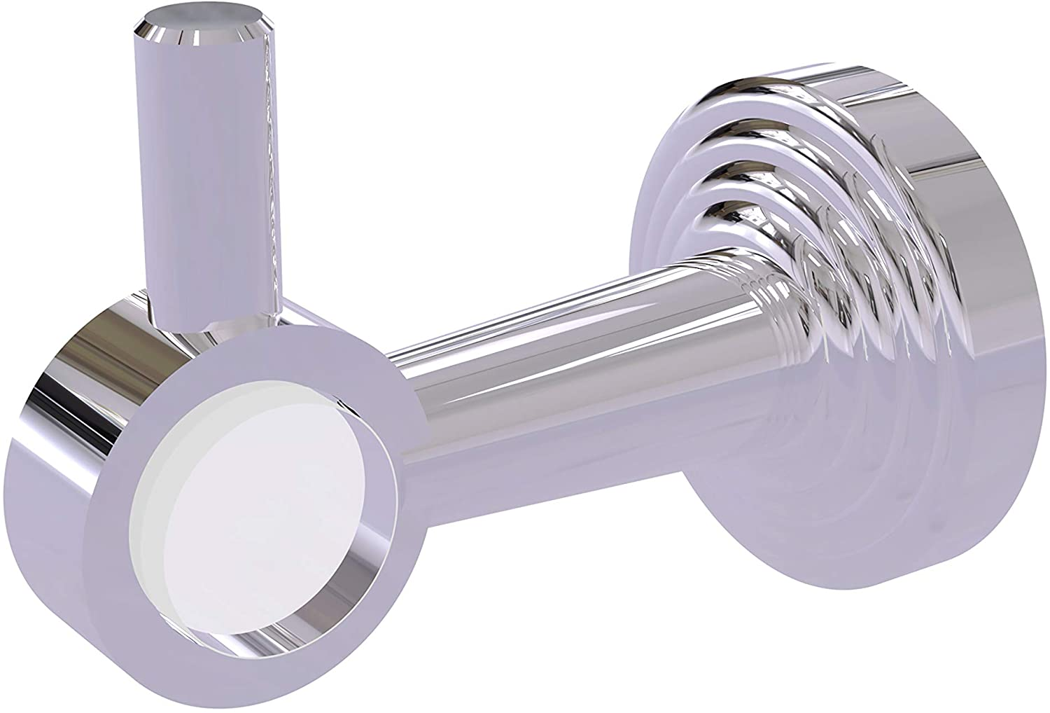 Allied Brass PB-20 Pacific Beach Collection Robe Hook, Polished Chrome