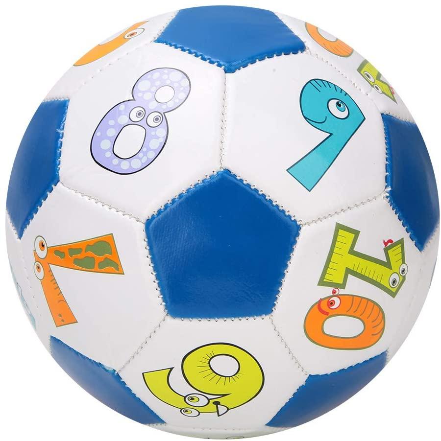 SANON Table Soccer Foosballs, Foose Balls Replacement Mini Multicolor Official Football Size 2 Indoor Outdoor Sport Children Kids Training