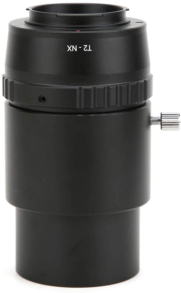 Vikye All Metal Construction Telescope T Mount, Eyepiece Extension Tube, 2 inch to T Adapter for/for/for Sony/for/for Olympus/for Samsung(NX)