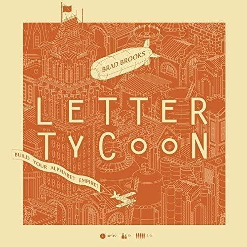 Breaking Games Letter Tycoon