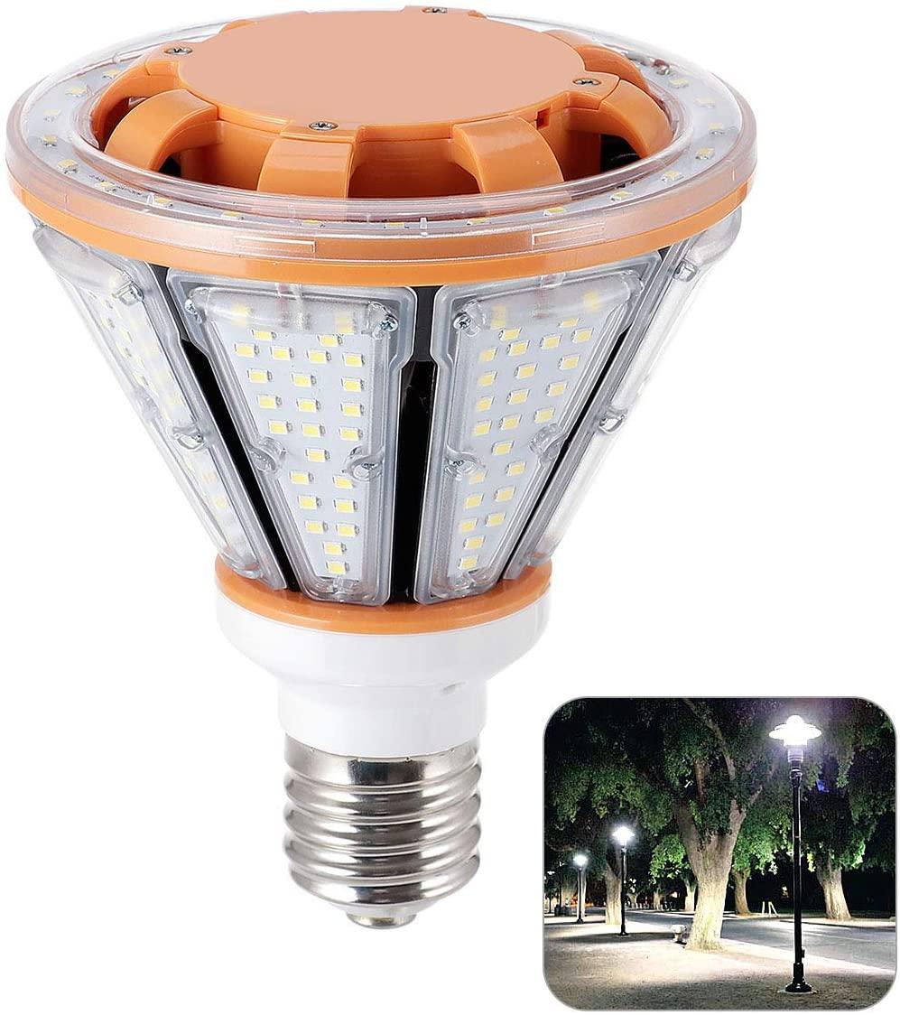 50W LED Corn Light Bulb,E39 Base,6000K, 7000lm LED Light Bulbs for Garden Hotel Bar Theme Restaurant Haunted House Decoration Parking Lot Corridor Mall Street Light Fixture