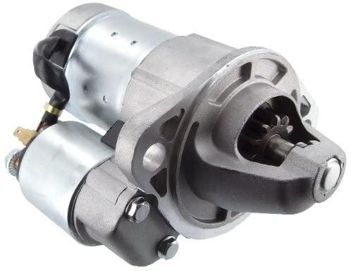 Discount Starter & Alternator Replacement Starter For Case Compact Excavators CX27B CX31B CX36B New Holland Excavators E27B E30B E35B Yanmar Marine Diesel Engines 3JH3 4JH3E
