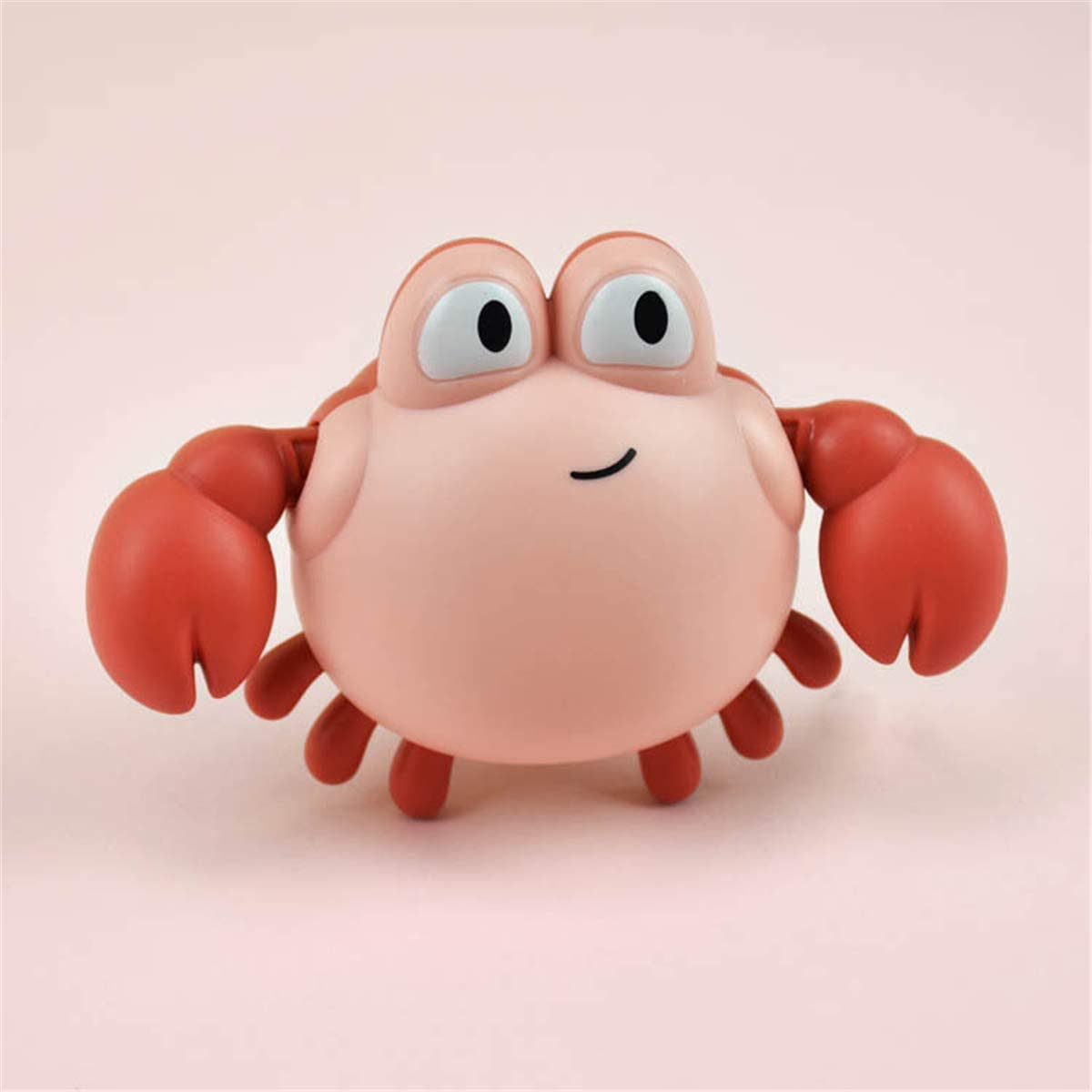 7haofang Wind Up Crab Bath Toy Swimming Crab for Baby Toddler Bath Shower