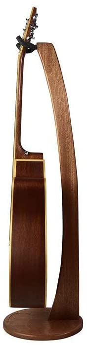 Ruach Original Wooden GS-1 Acoustic Electric Guitar Stand – Handmade from Mahogany