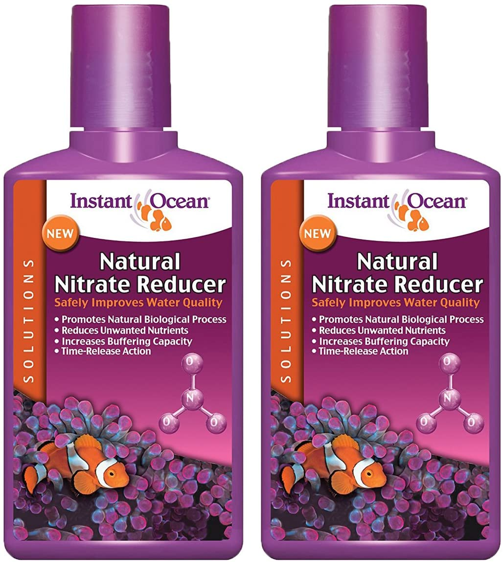 Natural Nitrate Reducer Salt Water Conditioner