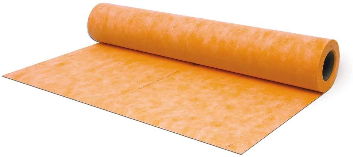 Schluter Systems Kerdi DS Water Proofing Membrane 10 Square Foot Thickness 20 Mil