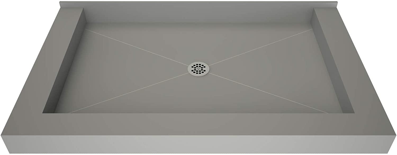 Tile Redi USA 3460CDT-PVC Redi Base Shower Pan, 34