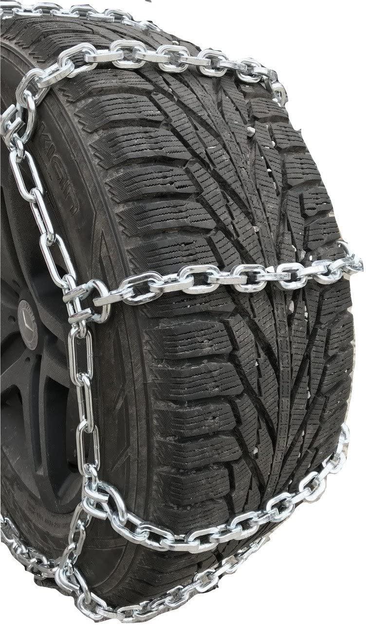 TireChain.com 285/70R-17, 285/70-17 7mm Square Boron Alloy Tire Chains