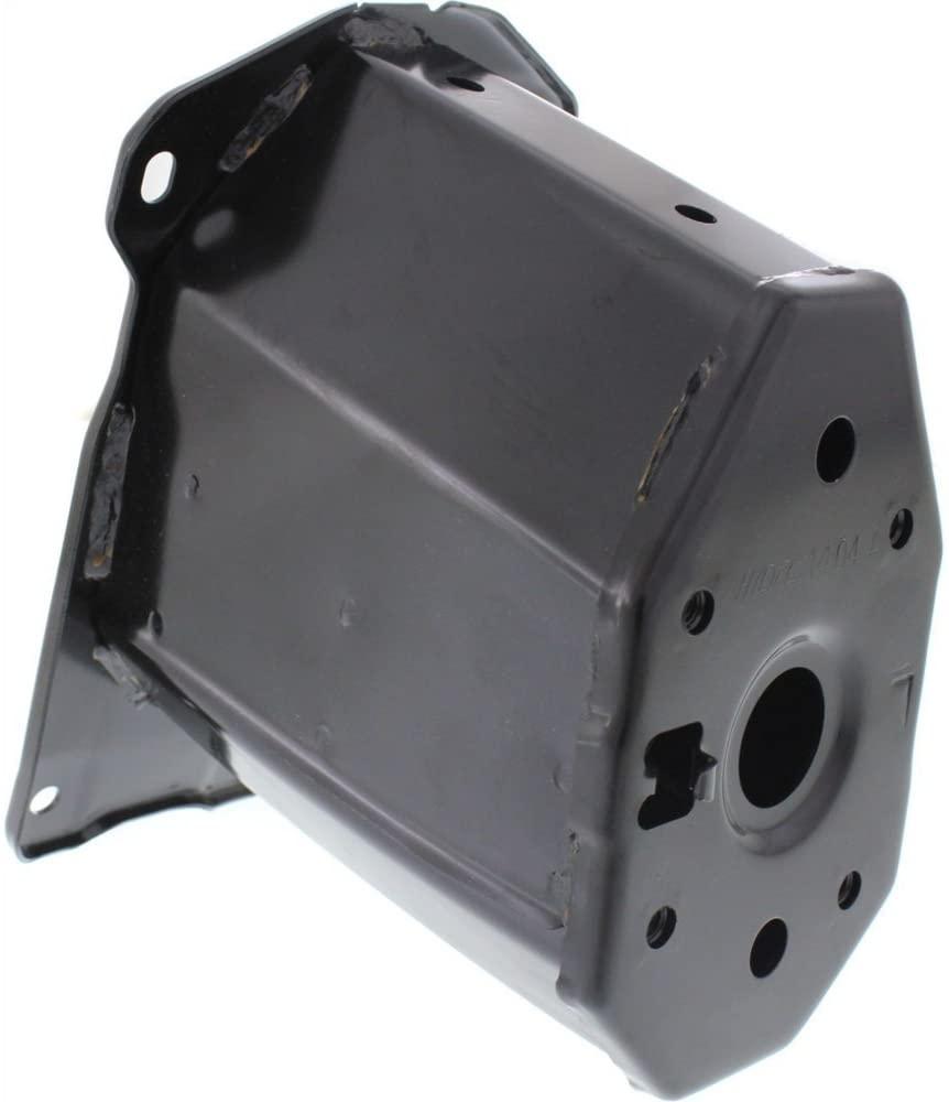 Bumper Bracket Front Left Side Steel compatible with Honda Civic 12-12 Sedan/Coupe