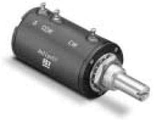 Precision Potentiometers 2W 10 Ohms 5% 10 Turn WIREWOUND (7246R10L.25)