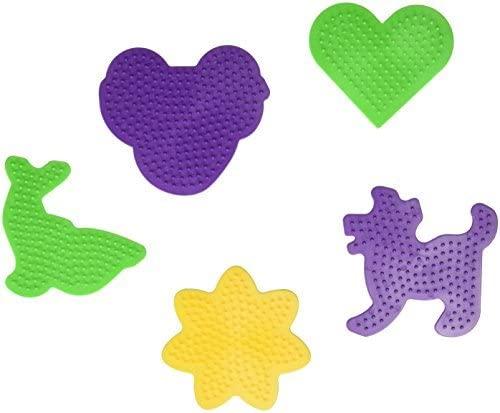 Perler Car/Dog/Dolphin/Heart/Daisy Pegboards Beads by Perler