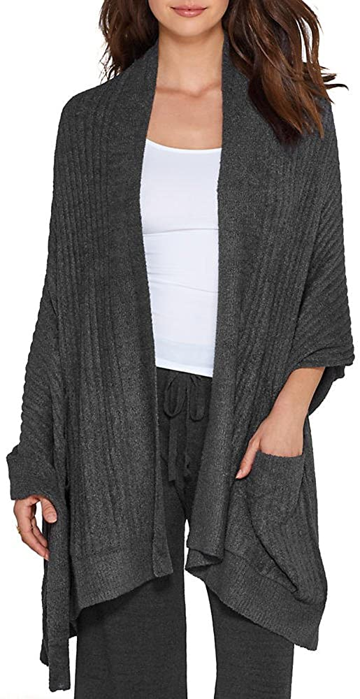 Barefoot Dreams The Cozychic Light Travel Shawl