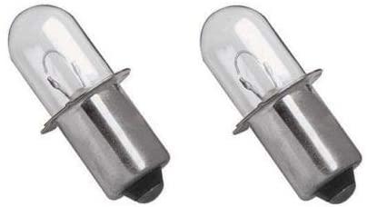 (2) 12v Volt Xenon KPR Bulb for Skil Krypton Bosch Dewalt DW9043 Milwaukee Work Light Flash Lights XPR