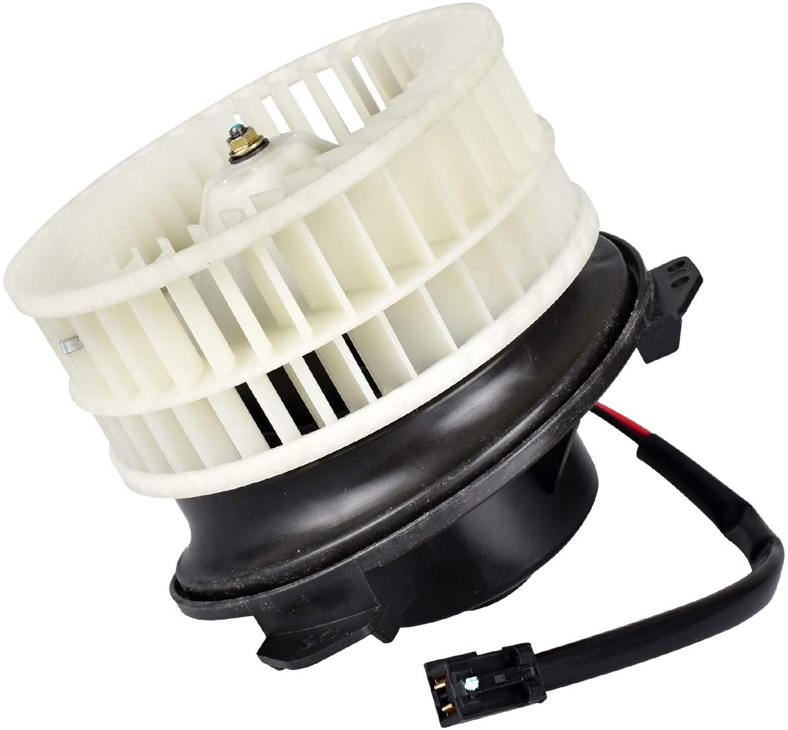 FAERSI HVAC Heater Blower Motor with Fan Cage Replacement for 2001-2007 Dodge Caravan, Dodge Grand Caravan/2004-2008 Chrysler Pacifica/2001-2007 Chrysler Town & Country/2001-2003 Chrysler Voyager