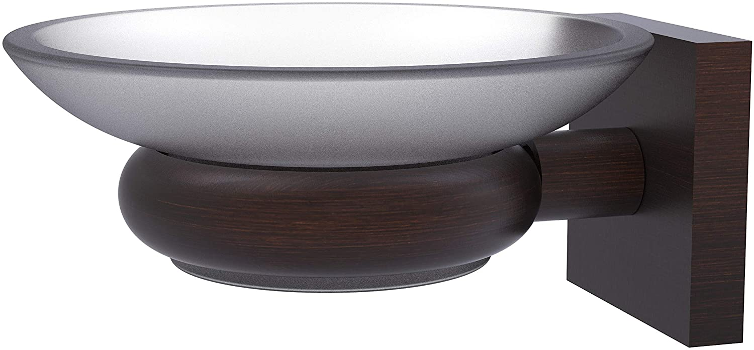 Allied Brass MT-62 Montero Collection Wall Mounted Soap Dish, Venetian Bronze