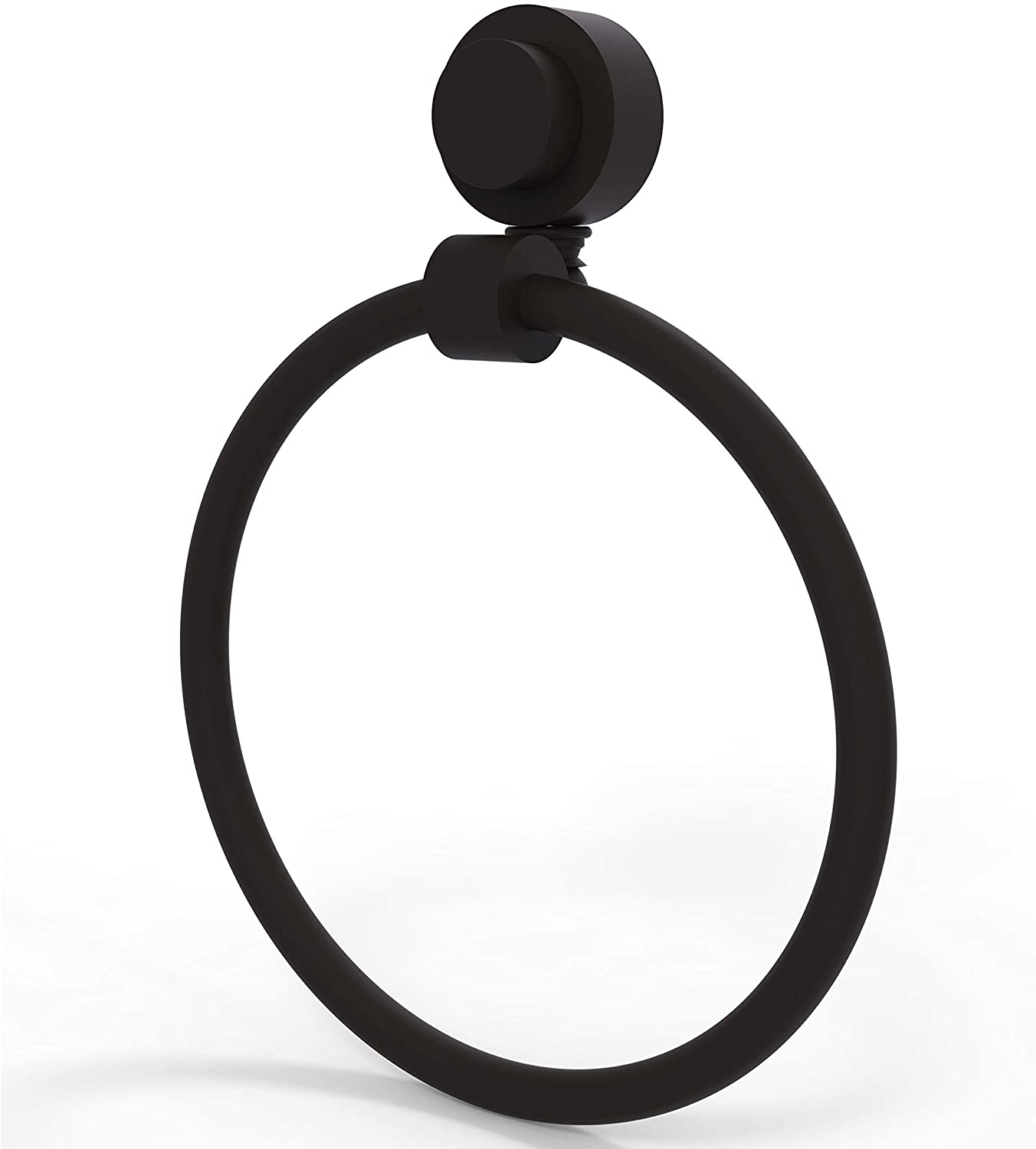 Allied Brass 416 Venus Collection Towel Ring, Oil Rubbed Bronze