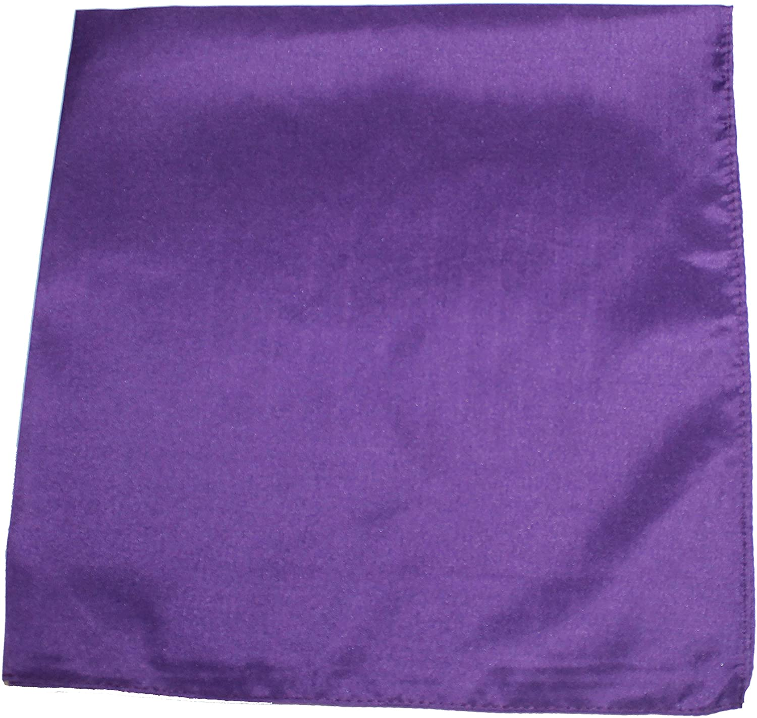 36 Pack Daily Basic Solid 100% Cotton 22 x 22 Bandanas
