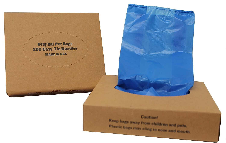 Originalpetbags Easy Open & Easy tie-Handle 15