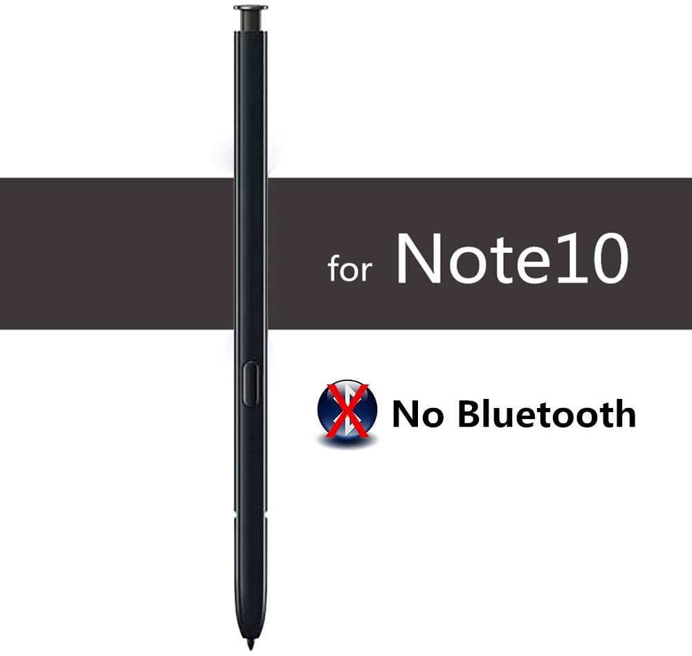 Galaxy Note 10 Pen (No Bluetooth),Stylus Touch S Pen Replacement for Samsung Galaxy Note 10 / Note 10+ (Black)