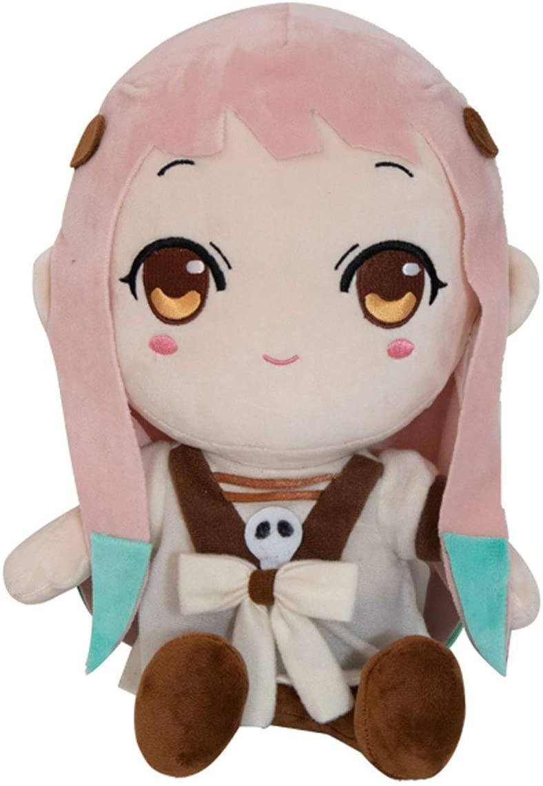 IUTOYYE Upgraded Toilet-Bound Hanako-kun Plushies Anime Stuffed Plush Toy Cute Soft Doll Home Sofa Decor Pillow Collection Plush Toy Kids Gift(Men) (Women)