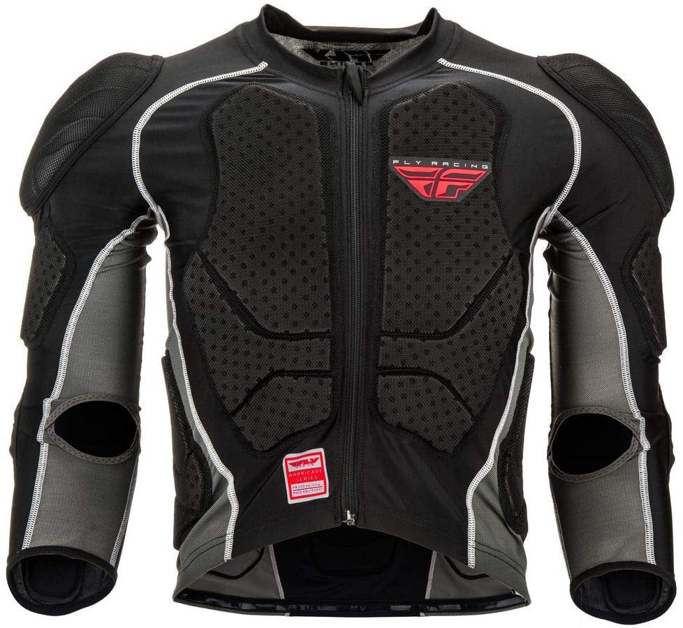 Fly Racing 2020 Barricade Long Sleeve Suit (Small) (Black)