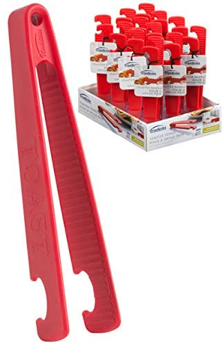 Trudeau Grill and Kitchen Tongs