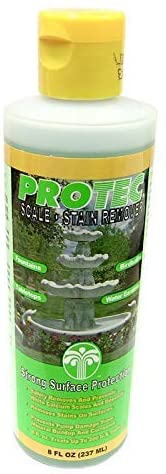EasyCare ProTec Scale and Stain Remover, 8 oz. Bottle (2 Bottles - 16 Ounces)