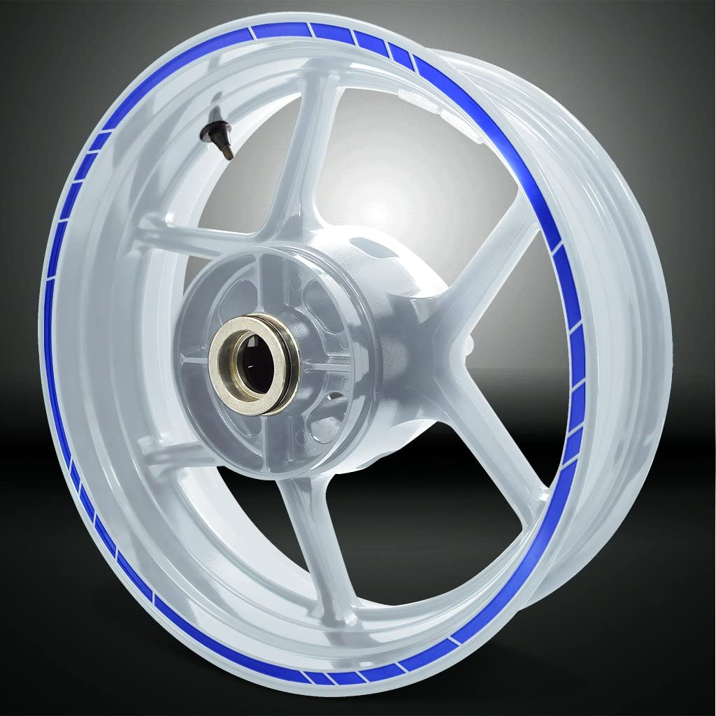 Speed Outer Rim Liner Stripe for Yamaha R6 Reflective Blue