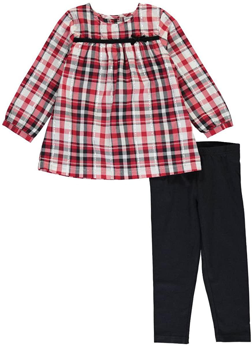 Carter's Baby Girls' 2 Pc Playwear Sets 239g247