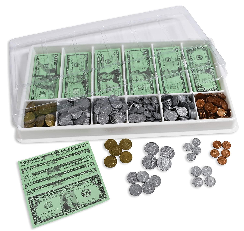 Learning Advantage, Play Money Kit Set