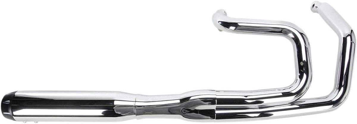 14-19 HARLEY XL883N: Bassani Xhaust Road Rage 2 B1 Power 2-Into-1 Exhaust (Chrome)