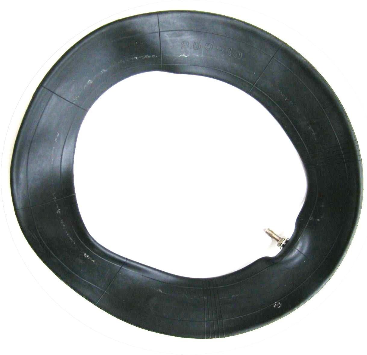 DELUXEMOTO (TM) 2.5 X 10 2.5-10 TIRE INNER TUBE FOR GAS ELECTRIC SCOOTER DIRT PIT POCKET BIKE