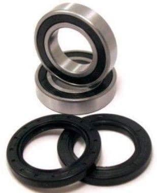 Boss Bearing H-CR80-RR-1000-4C7-A-1 Rear Wheel Bearings and Seals Kit for Honda CR80RB 1997-2002