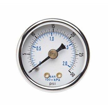 Cole-Parmer Utility Pressure Gauge, 2.5