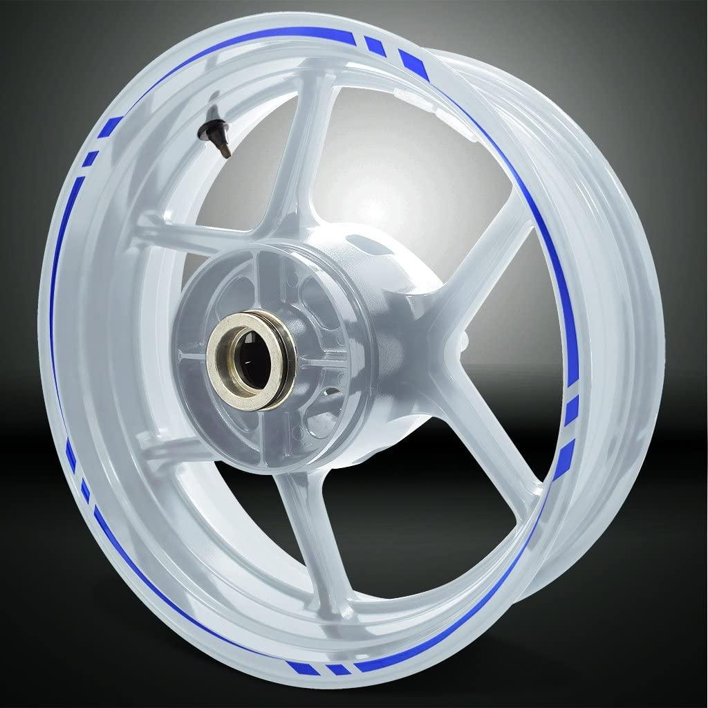 Swift Outer Rim Liner Stripe for Kawasaki Z1000 2014 Reflective Blue