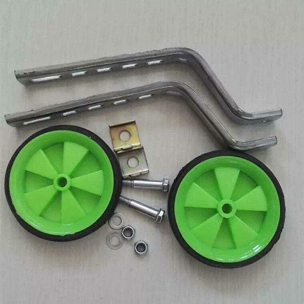 Isaa Miilne 12-20 Inch Kids Bicycle Wheel Auxiliary Training Wheels Set Bike Accessories